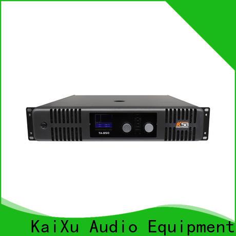 KSA best power amplifier for live sound manufacturer for bar