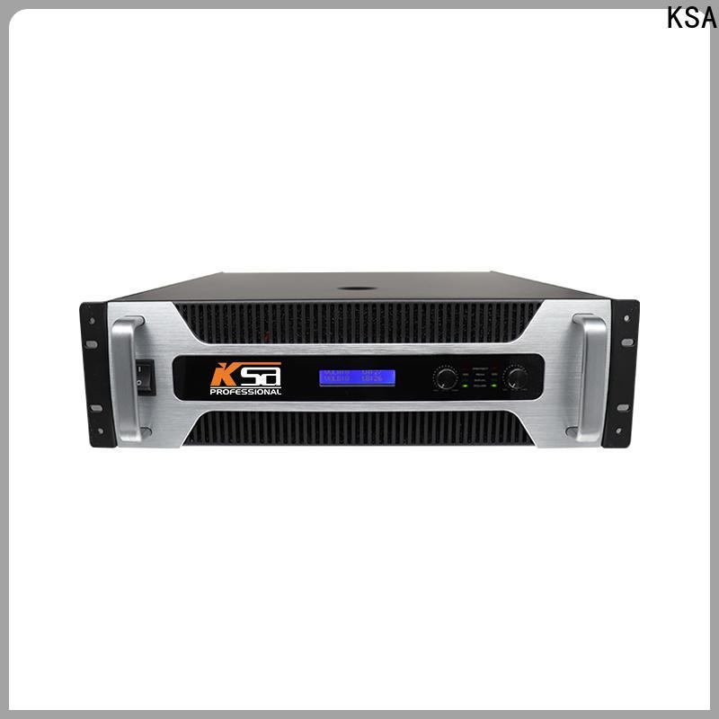 KSA latest speaker amplifier directly sale for sale