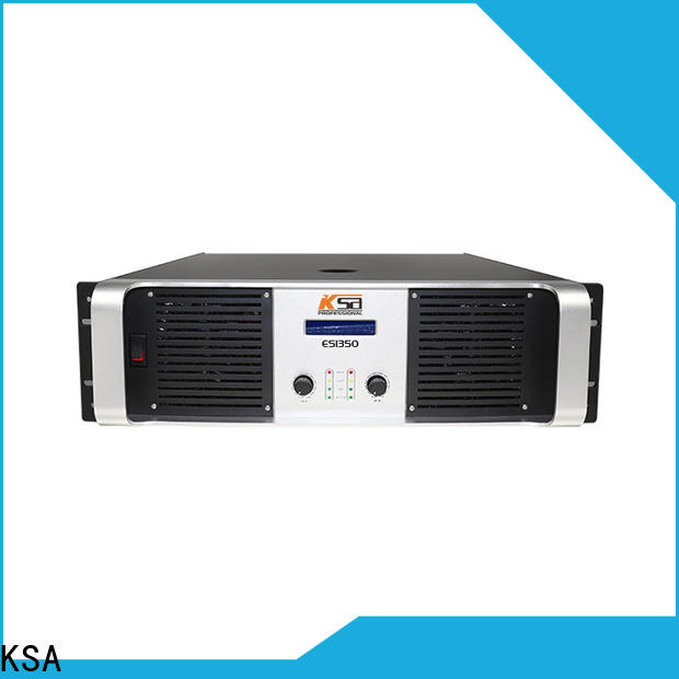 KSA hot selling china amplifier supplier bulk production
