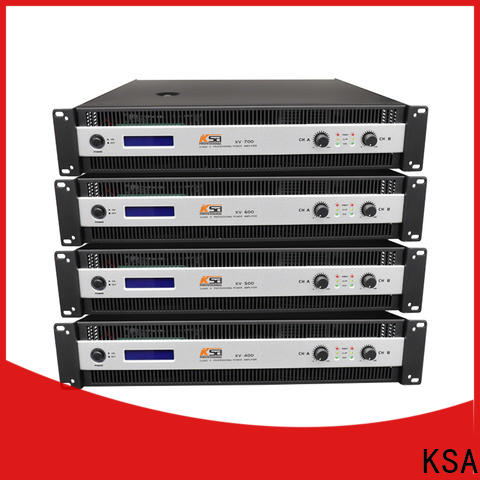 KSA top selling hf power amplifier factory direct supply for night club