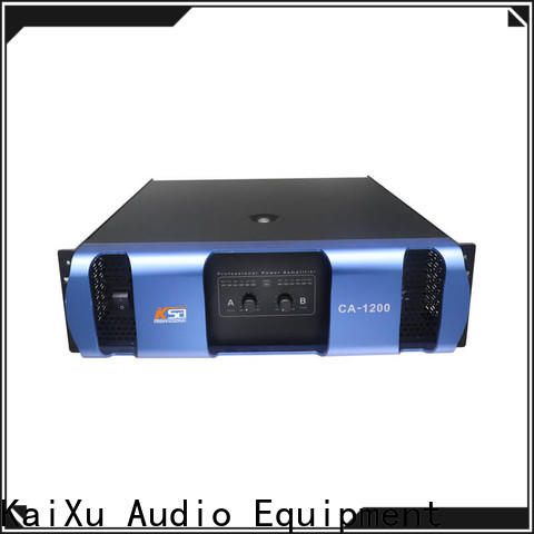 KSA power amplifier sound system best supplier for club