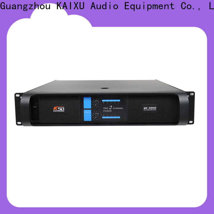 KSA power amplifier price supply bulk production