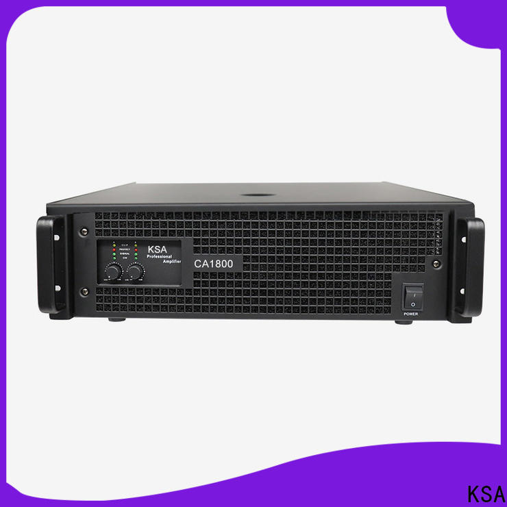 KSA quality small amplifier supplier bulk production
