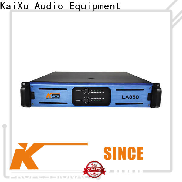 KSA live sound power amp factory direct supply for bar