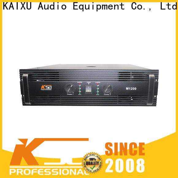 KSA music amplifier from China for night club