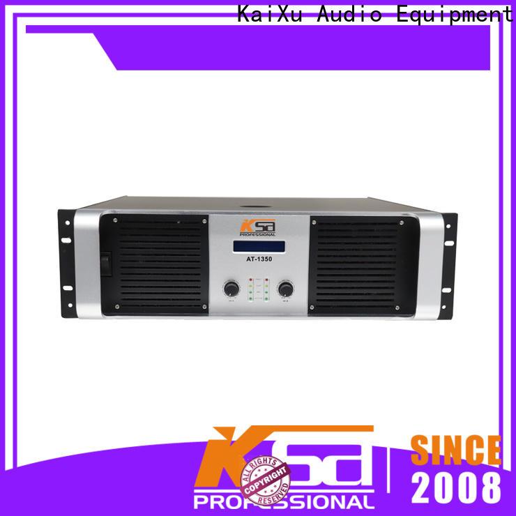 KSA pro power amplifier factory bulk buy