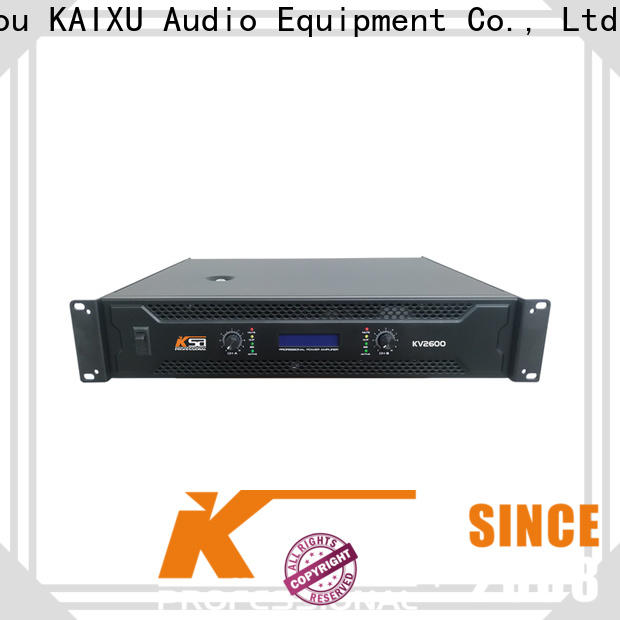 KSA durable hifi power amps suppliers for speaker