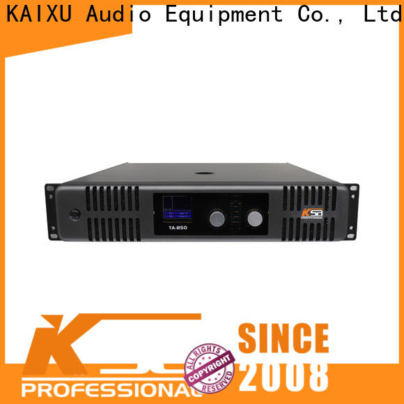 KSA home audio stereo amplifier series bulk production