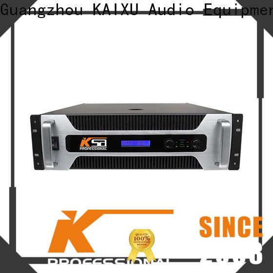 KSA live power amplifier wholesale for lcd