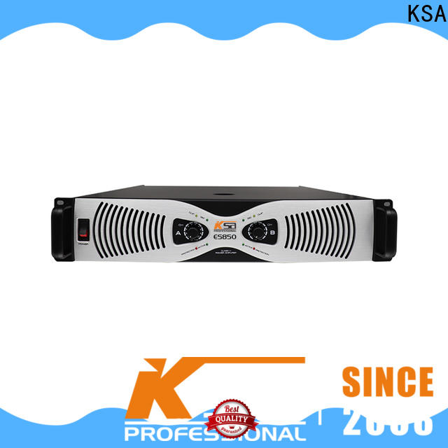 KSA china amplifier suppliers for speaker