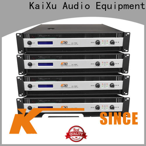 KSA worldwide live sound amps supplier
