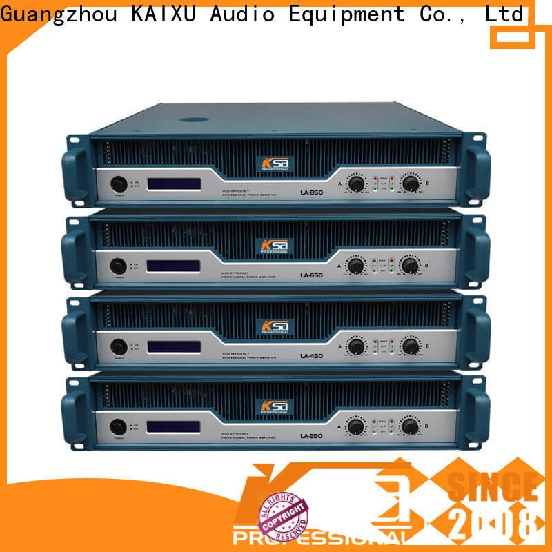 KSA worldwide live sound power amp supply bulk buy