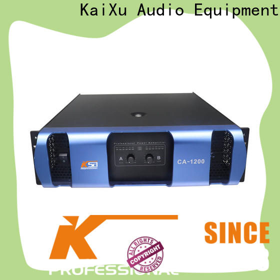 reliable professional power amplifier china inquire now for bar