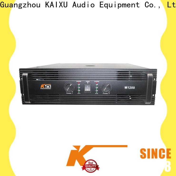 top stereo amp factory for ktv