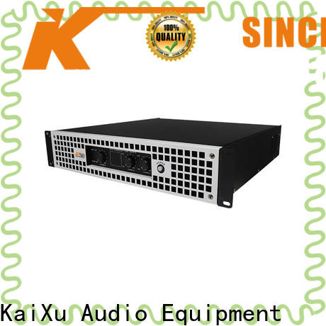 reliable best professional power amplifier company for bar