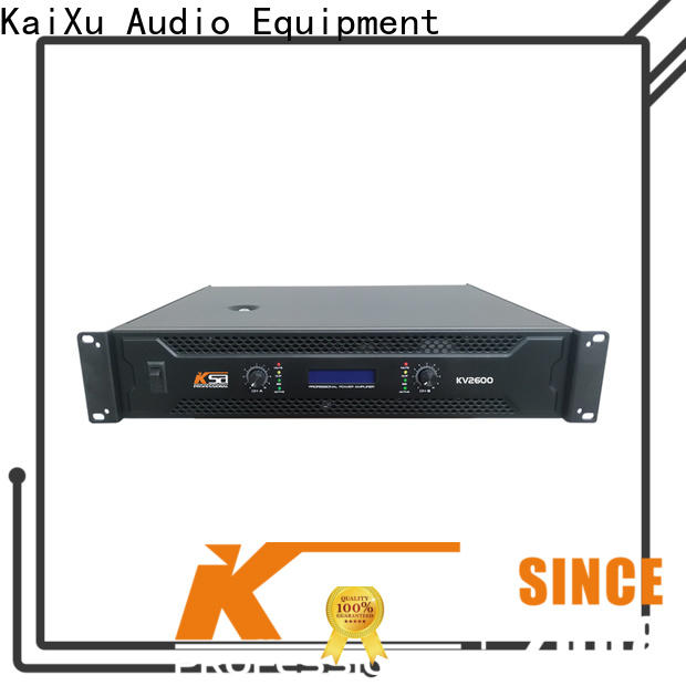 KSA top selling best pa power amplifier directly sale for bar