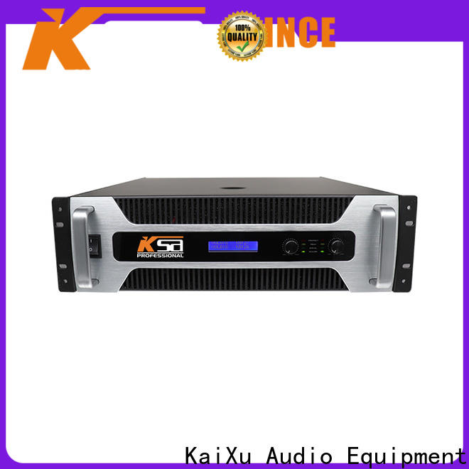 professional best pa power amps factory direct supply for sale
