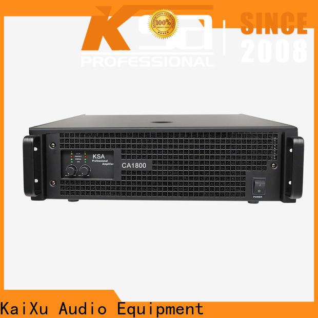 KSA high quality live power amp best manufacturer for sale