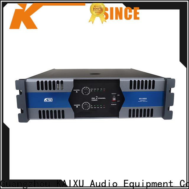 KSA home power amplifier directly sale for speaker