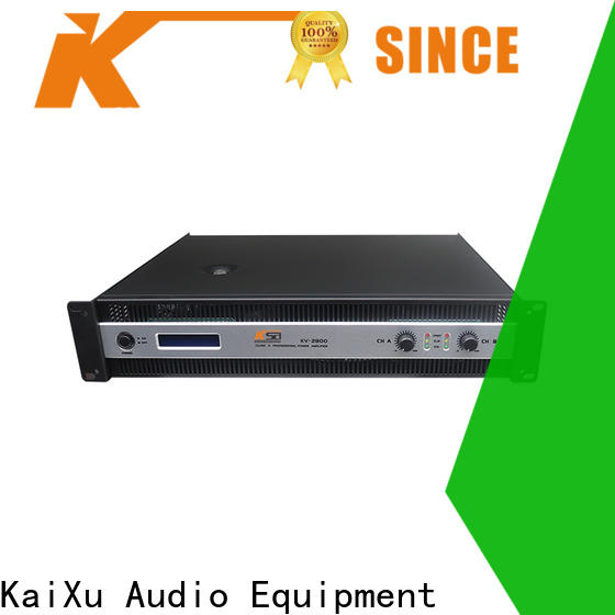 KSA high power pa amplifier from China for ktv