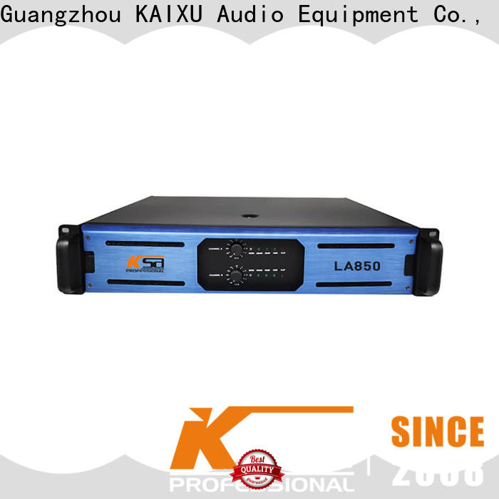 promotional low power stereo amplifier best manufacturer for club