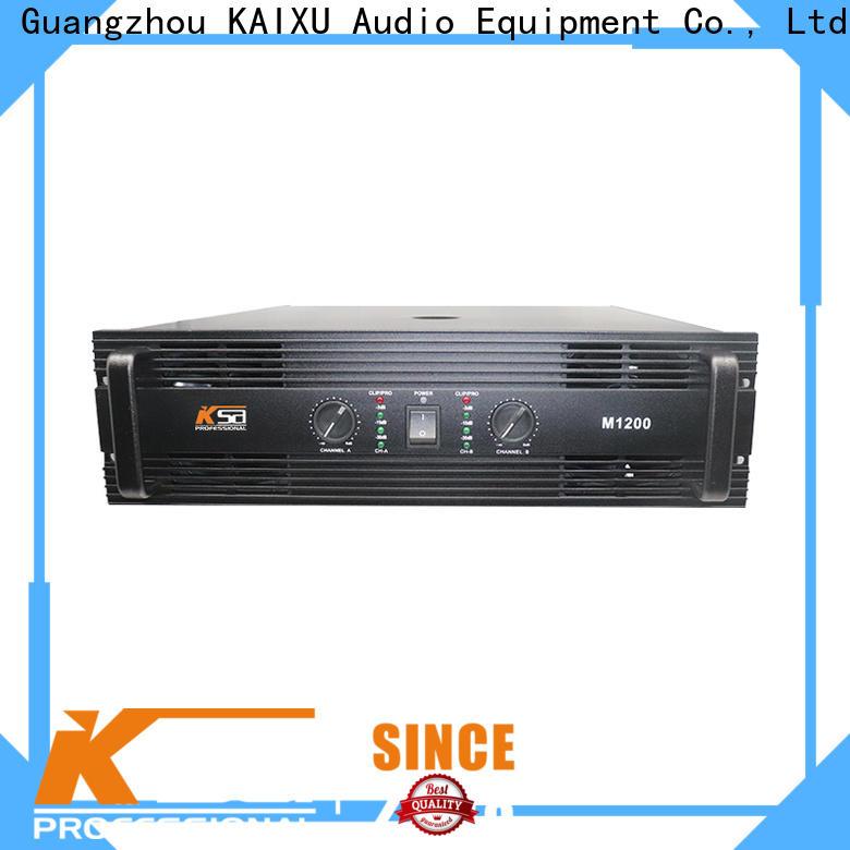 KSA best stereo amplifier best manufacturer outdoor audio