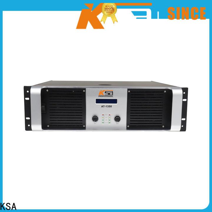 KSA hot-sale subwoofer power amplifier supply for promotion