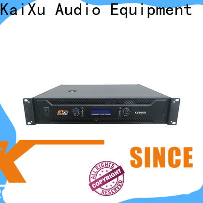 KSA power amplifier china supply for club