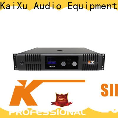 cost-effective karaoke power amplifier supplier for ktv