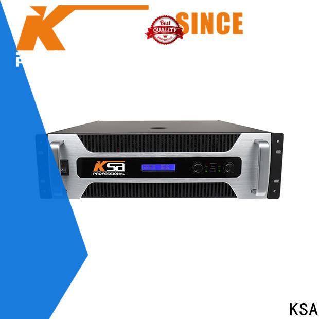 KSA best pa amp directly sale for multimedia