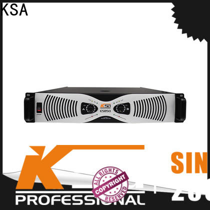 KSA promotional home power amplifier factory for lcd