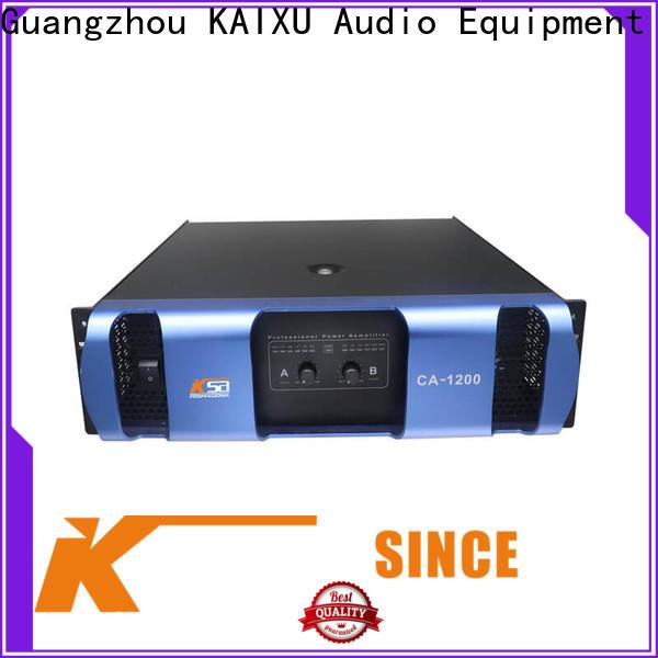 KSA cost-effective power amplifier pa series for speaker