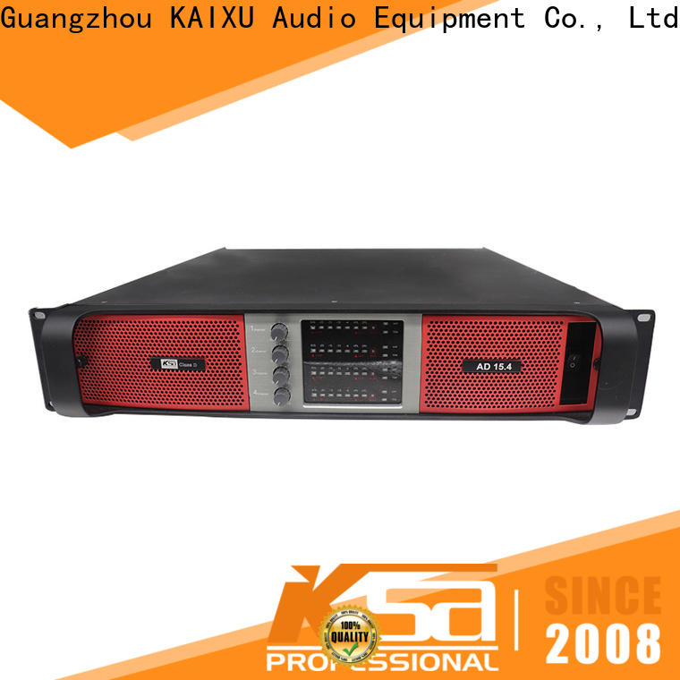 popular digital stereo amplifier company for club