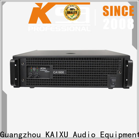 KSA new hf power amplifier suppliers for club