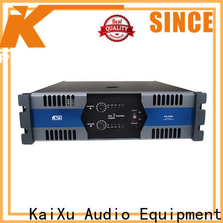 KSA home theatre amplifier factory for stage