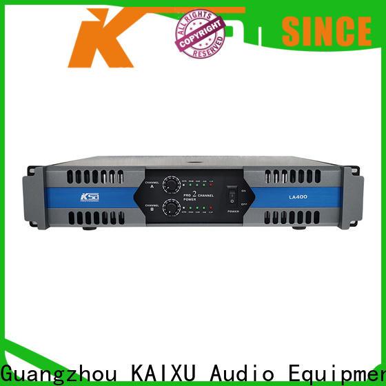KSA high power home stereo amplifier series for transformer