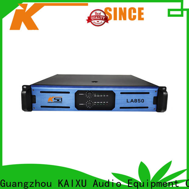 stable studio power amplifier supply for promotion