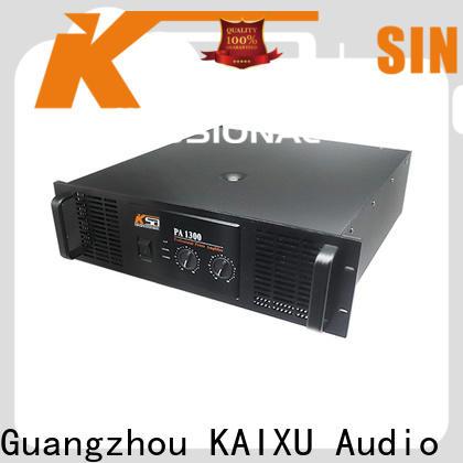 KSA latest best pa amplifier wholesale for speaker
