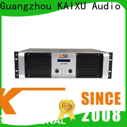 KSA power sound amplifier best supplier for classroom