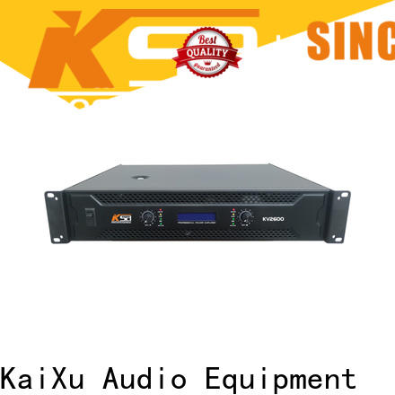 KSA latest precision power amplifier with good price for night club