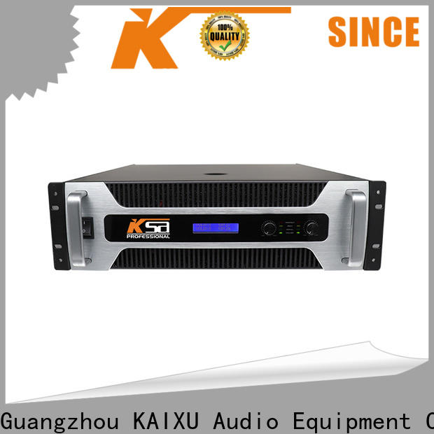 promotional good power amplifier directly sale for promotion