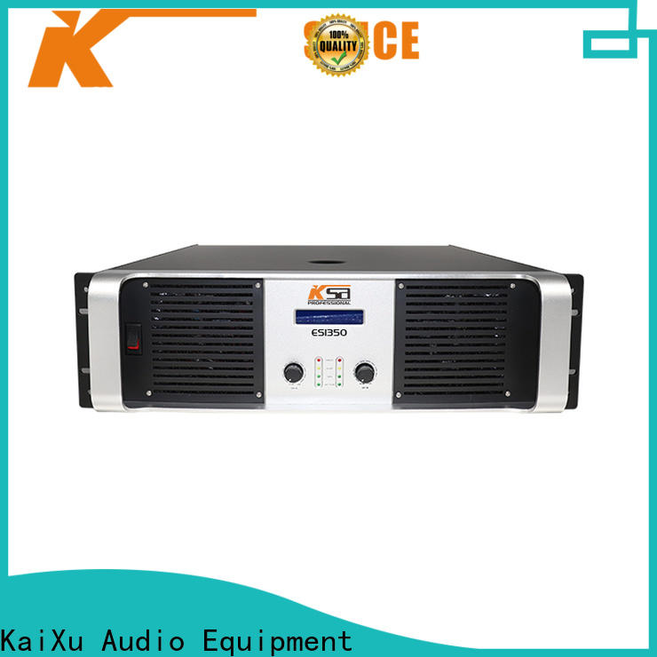KSA factory price good power amplifier directly sale for stage