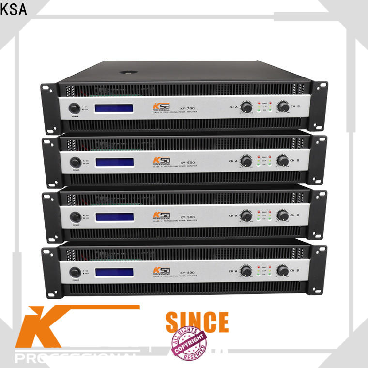 KSA cheap power amplifier china directly sale for sale