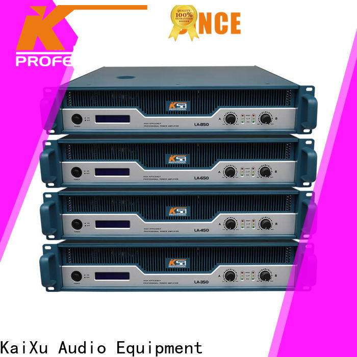 KSA worldwide china power amplifier best manufacturer for night club