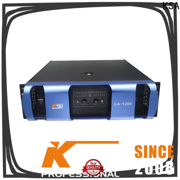 KSA stereo amplifiers for sale supplier bulk buy