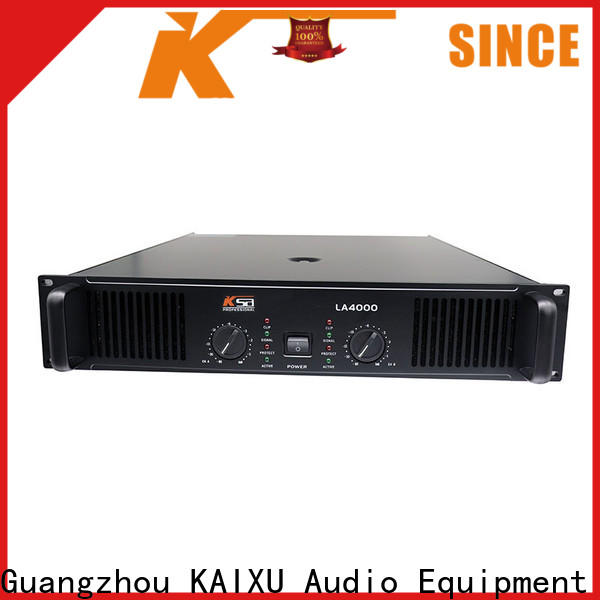 KSA stereo pa amp suppliers for night club