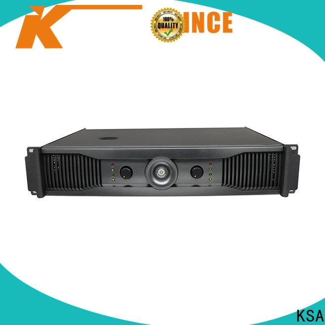 KSA high power speaker system