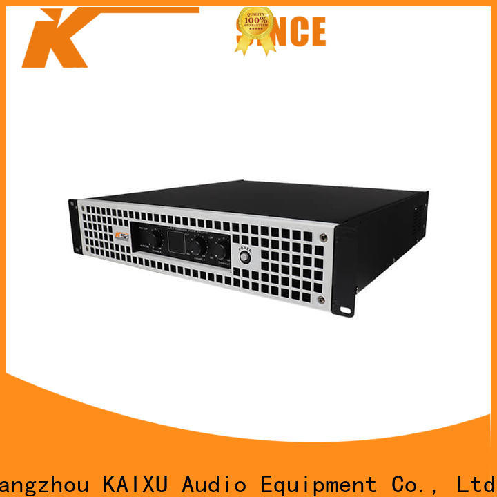 KSA high-quality best 2 channel power amplifier suppliers for ktv
