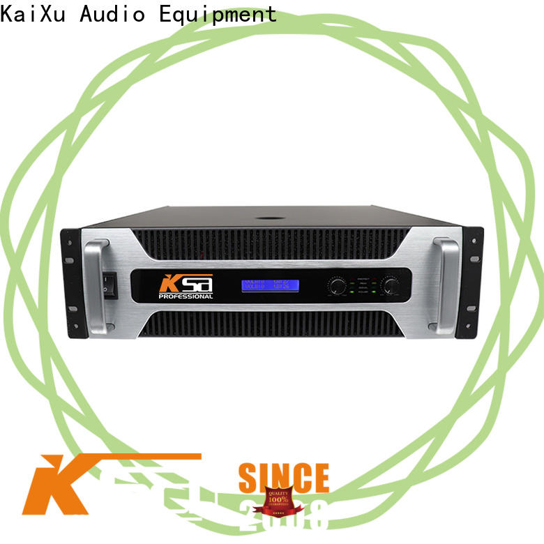 KSA pro power amplifier best manufacturer bulk production