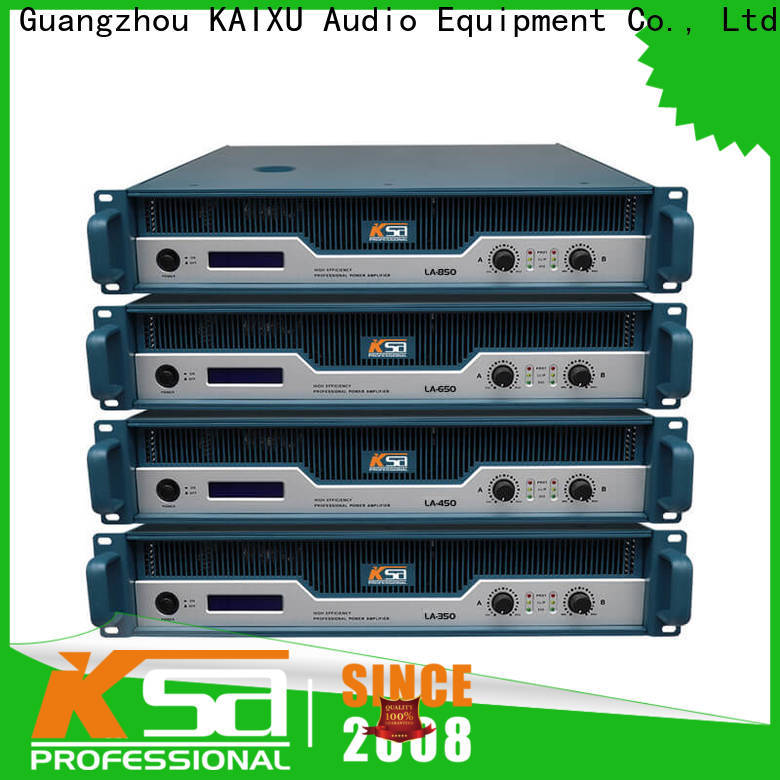 KSA best stereo power amp suppliers for speaker